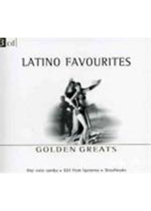 Various Artists - Latino Flavours (Music CD)
