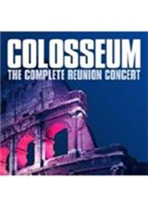 Colosseum - Complete Reunion Concert (Live Recording) (Music CD)