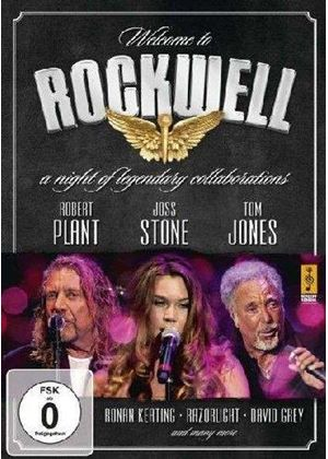 Various Artists - Rockwell (+DVD)
