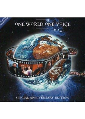 Various Artists - One World One Voice (CD + DVD) (Music CD)