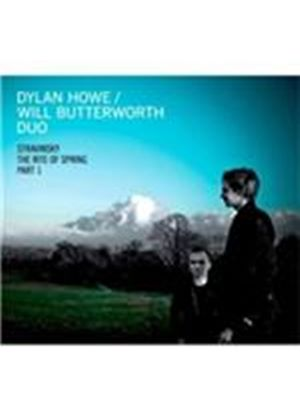Dylan Howe & Will Butterworth Duo - Rite Of Spring, The (Part 1) (Music CD)
