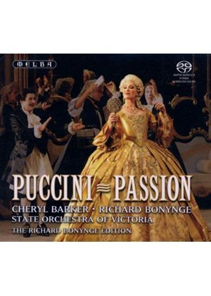 Puccini = Passion [SACD] (Music CD)
