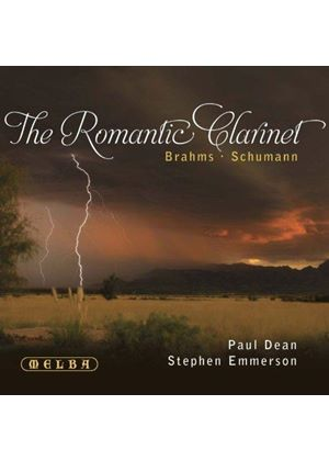 Romantic Clarinet (Music CD)