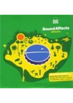 Various Artists - Sound Affects - Brazil (Music CD)