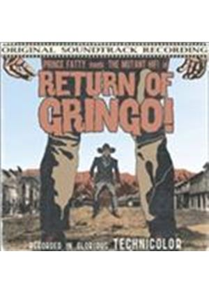 Mutant Hi-Fi - Return of Gringo! (Music CD)