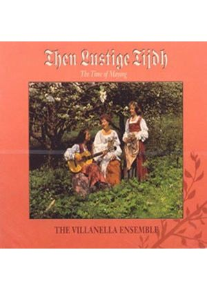 Ensemble Villanella - The Time of Maying (Music CD)