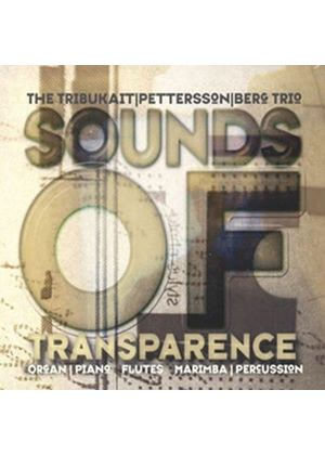 Sounds of Transparence (Music CD)