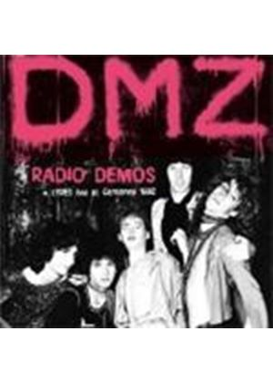 DMZ - Radio Demos/Live At Cantones, Boston 1982 (Music CD)