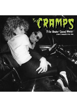 Cramps (The) - File Under Sacred Music (Early Singles 1978-1981) (Music CD)