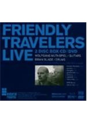 Wolfgang Muthspiel And Brian Blade - Friendly Travelers Live