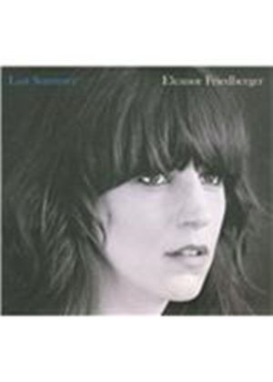 Eleanor Friedberger - Last Summer (Music CD)