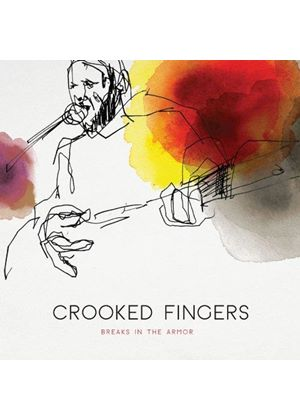 Crooked Fingers - Breaks in the Armor (Music CD)