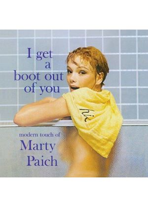 Marty Paich - I Get a Boot out of You/The Picasso of the Big Band Jazz (Music CD)