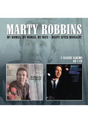 Marty Robbins - My Woman My Woman My Wife/Marty After Midnight (Music CD)