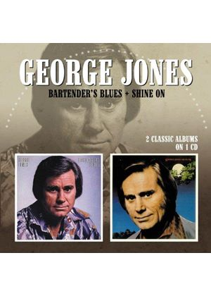 George Jones - Bartender's Blues / Shine On (Music CD)