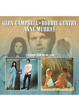 Anne Murray - Bobbie Gentry & Glen Campbell/Anne Murray & Glen Campbell (Music CD)