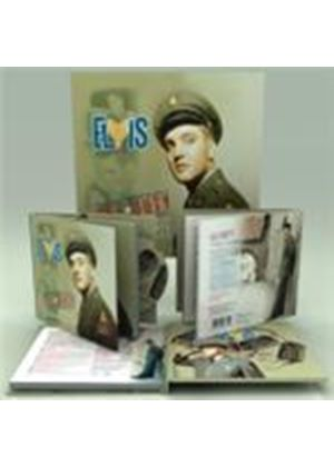 Elvis Presley - Off Duty With Private Presley (+ 100 Page Book) (Music CD)