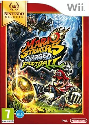 Mario Strikers Charged - Selects (Wii)