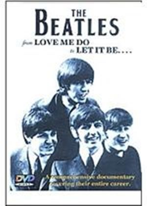 Beatles - From Love Me Do To Let It Be