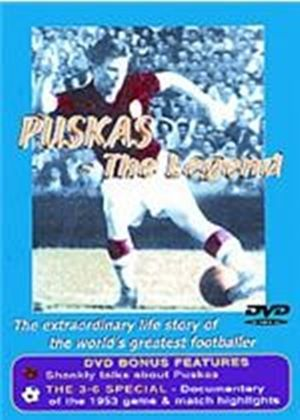 Puskas - The Legend
