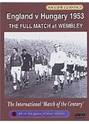 England Vs Hungary 1953