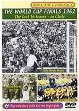 1962 World Cup Finals - The Last 16