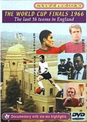 1966 World Cup Finals - The Last 16