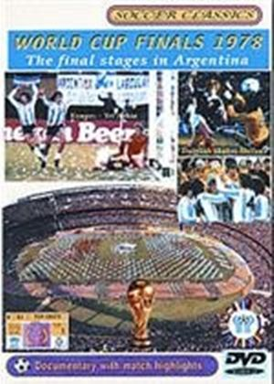 1978 World Cup Finals - The Last 16