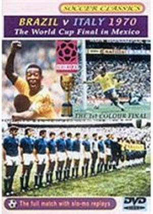 1970 World Cup Final - Brazil Vs Italy