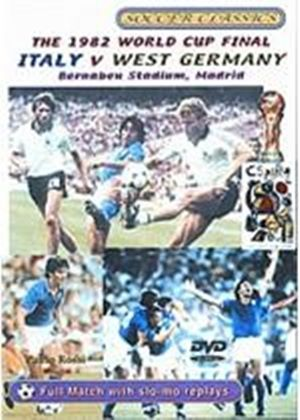 1982 World Cup Final - Italy Vs West Germany