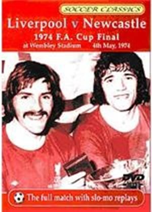 1974 F.a. Cup Final - Liverpool Vs Newcastle United