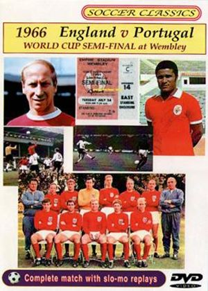 England v Portugal 1966 World Cup Semi-Final DVD