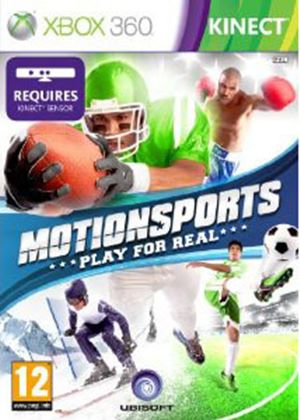 Motion Sports - Kinect (Xbox 360)