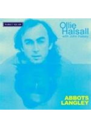 Ollie Halsall - Abbots Langley (Music CD)