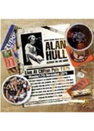 Alan Hull - Alright On The Night (Music CD)