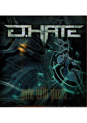 D.Hate - Game With Ghosts (Music CD)