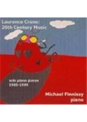 Lawrence Crane - Solo Piano Pieces (Finnissy)