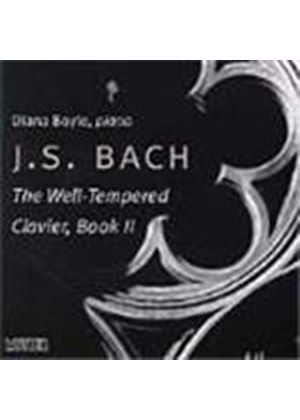 Bach: Well Tempered Clavier Bk 2
