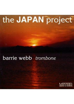 The Japan Project - Works for Solo Trombone