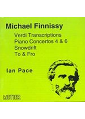 Michael Finnissy - Piano Music (Pace) (Music CD)