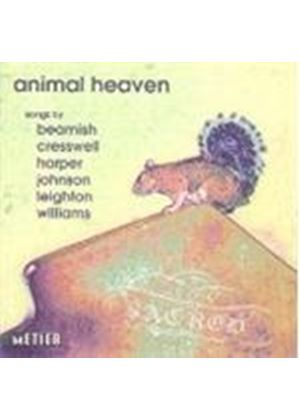 VARIOUS COMPOSERS - Animal Heaven: Music For Soprano, Recorder, Harpsichord