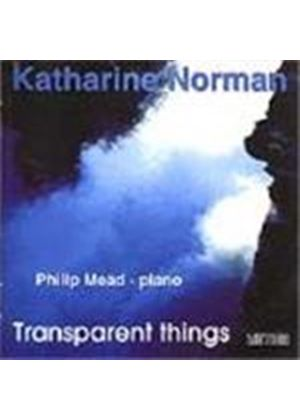 Norman: Transparent things