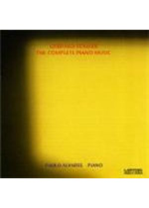 Gerhard Stabler - The Complete Piano Music (Alvares)