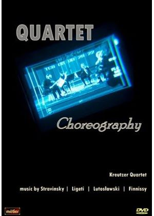 Quartet Choreography (Music CD)