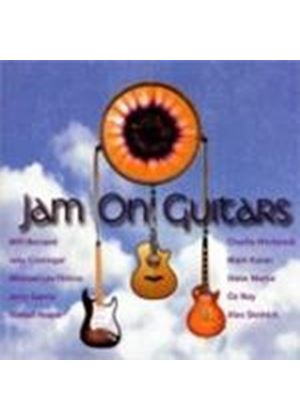 Various Artists - Jam On Guitars (Music CD)