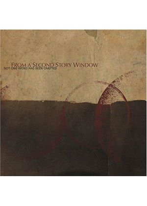 From A Second Story Window - Not One Word Has Been Omitted [US Import]