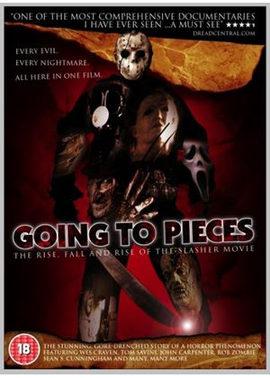 Going To Pieces - The Rise And Fall Of Slasher Films