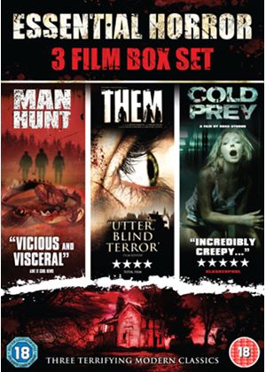 Essential Horror Collection (Them/Manhunt/Cold Prey)