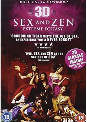 3D Sex And Zen