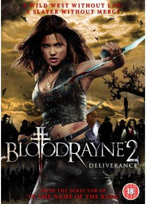 Bloodrayne 2 - Deliverance (Blu-Ray)